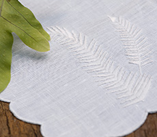 Cocktail Napkin Samambaia